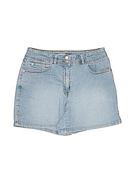 St. John's Bay Denim Shorts Size 8