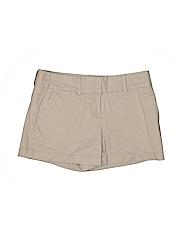 Ann Taylor LOFT Women Khaki Shorts Size 00