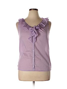 Ann Taylor LOFT Outlet Sleeveless Blouse Size M