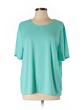 Maggie Barnes Short Sleeve T-Shirt Size 0X (Plus)