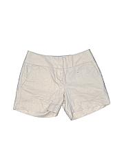 The Limited Women Khaki Shorts Size 0