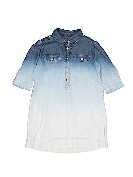 Gucci Short Sleeve Button-Down Shirt Size 4
