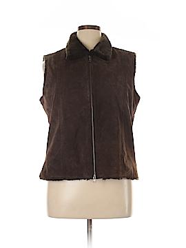 Madison Studio Leather Jacket Size XL