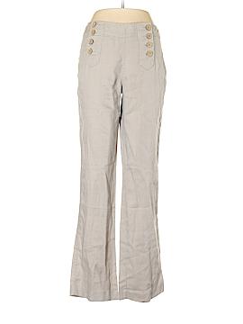 Cynthia Rowley TJX Linen Pants Size 6