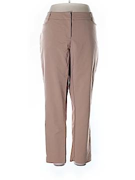Eloquii Casual Pants Size 20L (Plus)