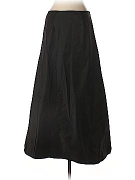 Flores & Flores Silk Skirt Size 12