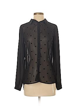 Smart Set Long Sleeve Blouse Size XS