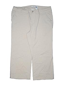 Liz & Co Khakis Size 16