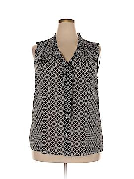 Ann Taylor LOFT Outlet Sleeveless Blouse Size XL
