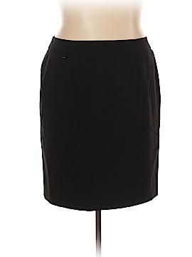 Calvin Klein Casual Skirt Size 18W (Plus)