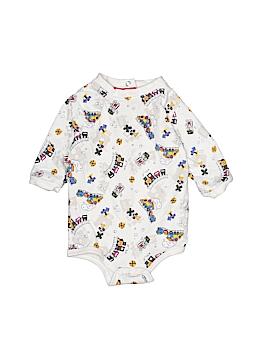 Baby Okie Dokie Long Sleeve Onesie Size 3-6 mo