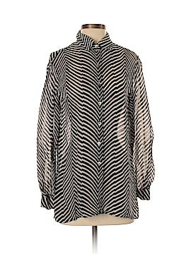 Liz Claiborne Collection Long Sleeve Blouse Size 4