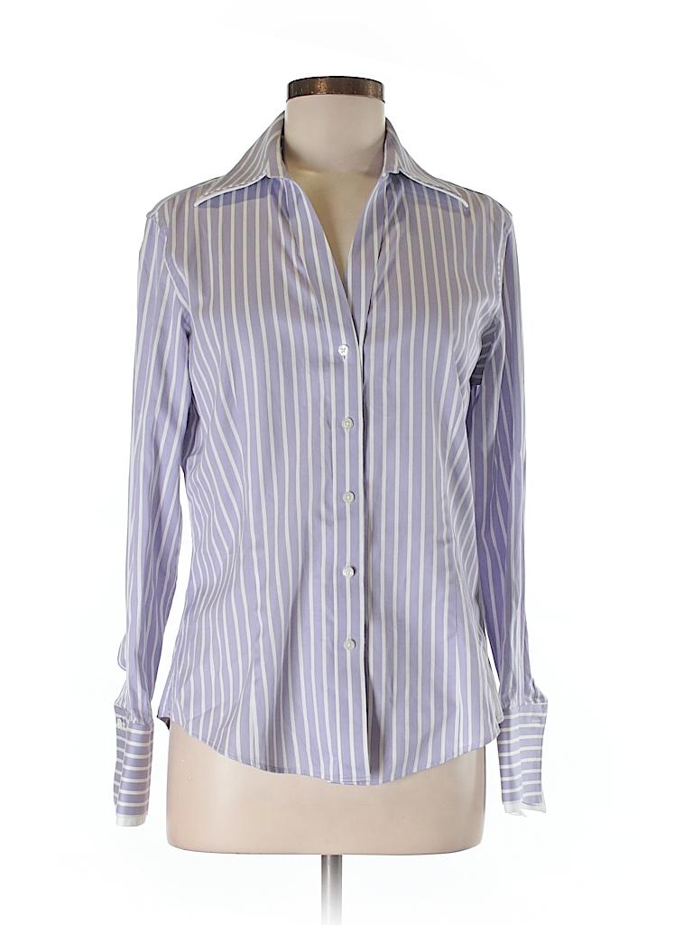 Brooks brothers 346 stripes light purple long sleeve Brooks brothers shirt size guide
