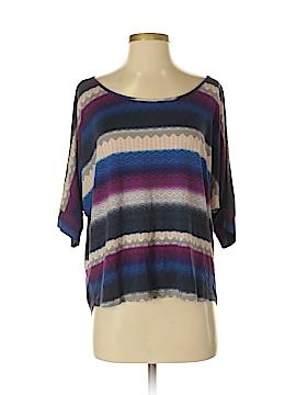 Karina Grimaldi 3/4 Sleeve Top Size S