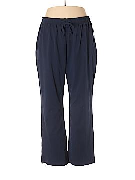 Karen Scott Sport Active Pants Size 1X (Plus)