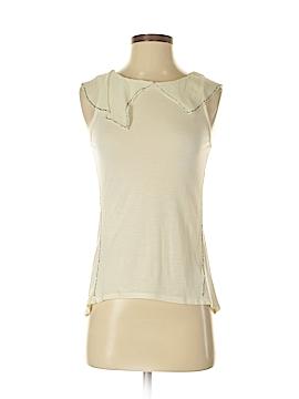 Deletta Sleeveless Blouse Size XS