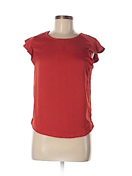 Harlowe & Graham Short Sleeve Blouse Size S
