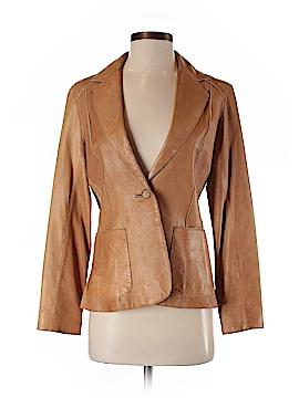 Andrew Marc Leather Jacket Size XS