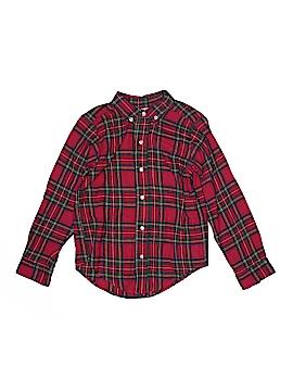 Funtasia! Too... Long Sleeve Button-Down Shirt Size 10