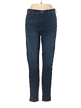 Madewell Jeans 32 Waist (Tall)