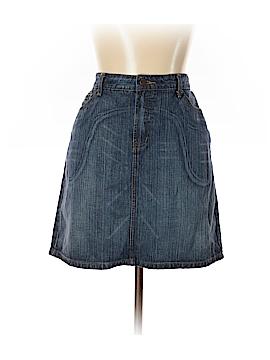Mossimo Denim Skirt Size 16