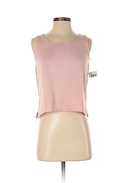 Jeanne Pierre Sweater Vest Size S
