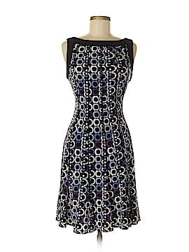 Sandra Darren Casual Dress Size 8 (Petite)