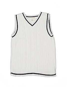 Crazy 8 Sweater Vest Size 4
