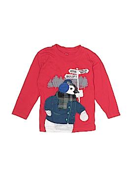 Joe Fresh Long Sleeve T-Shirt Size 4T
