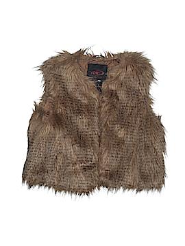 Yoki Faux Fur Vest Size L (Youth)