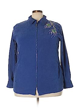 Bob Mackie Jacket Size 1X (Plus)