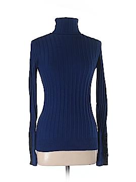 Simply Vera Vera Wang Turtleneck Sweater Size L (Petite)