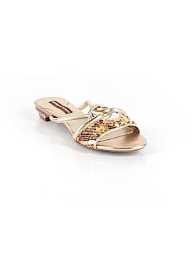Adrienne Vittadini Sandals Size 6 1/2