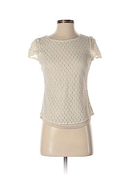 Sugarhill Boutique Short Sleeve Blouse Size S