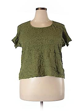 Jaclyn Smith Short Sleeve Top Size XXL