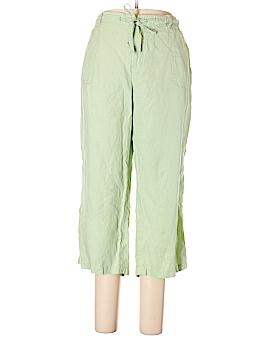 Liz Claiborne Linen Pants Size 16