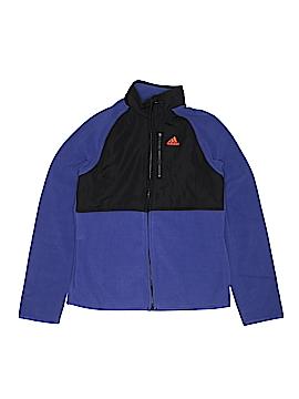 Adidas Fleece Jacket Size 14