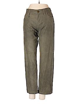 Current/Elliott Leather Pants 25 Waist