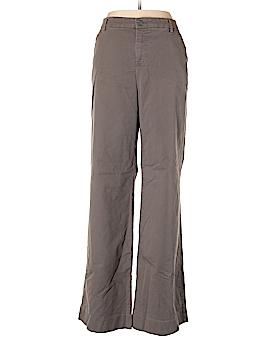 Gap Outlet Khakis Size 14 (Tall)
