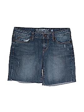Guess Jeans Denim Shorts 31 Waist