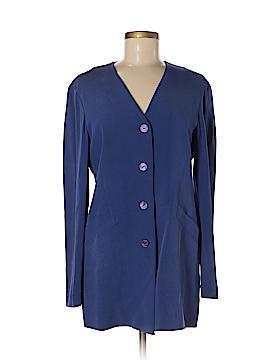 Dana Buchman Silk Blazer Size 6