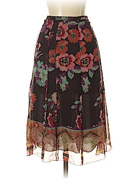 Sunny Leigh Silk Skirt Size 4