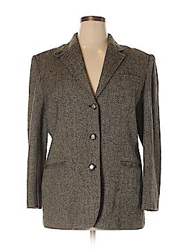 Lauren by Ralph Lauren Wool Blazer Size 16