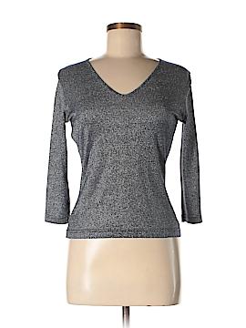 Un Deux Trois 3/4 Sleeve Top Size 38 (FR)