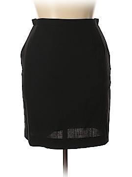 Nordstrom Studio 121 Wool Skirt Size 14