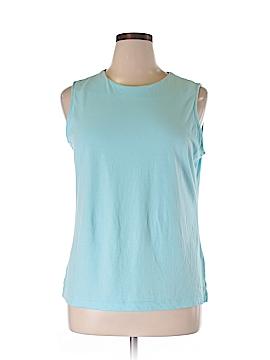 Lands' End Short Sleeve T-Shirt Size XL