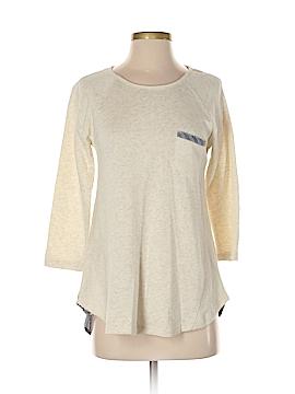 Hem & Thread Sweatshirt Size S