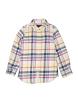 Ralph Lauren Long Sleeve Button-Down Shirt Size 6X