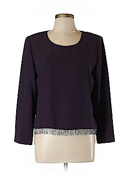 Dana Kay Long Sleeve Blouse Size 10