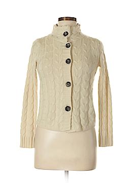 Alpha Massimo Rebecchi Wool Cardigan Size 40 (EU)